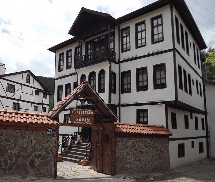 Mansions of Mudurnu