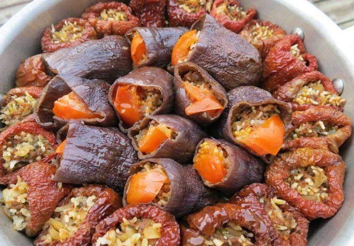 Antakya food